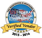 Logo of US Federal Contractor Registration